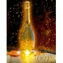 Vino Sparkling Golden Soul 24 k