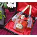 Lote Cofre Golden Soul 1 Whisky+ 1 Vino Premium+ 1 Sidra