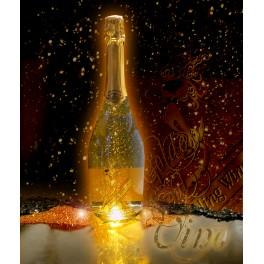 Caja 6u-Sparkling Golden Soul 24 k